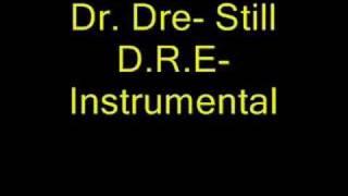 Dr. Dre Still (instrumental)