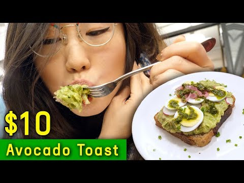 Breakfast in NYC ♦ Chelsea Market Tour ft. Avocado Toast