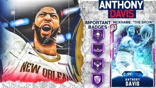 PINK DIAMOND ANTHONY DAVIS GAMEPLAY! IS HE REALLY THE BEST BIG? NBA 2k20 MyTEAM