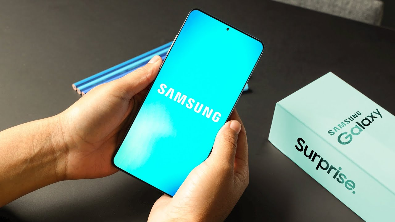 Samsung - WELCOME BACK!