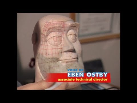 Toy Story - CGI making of (1995) HD