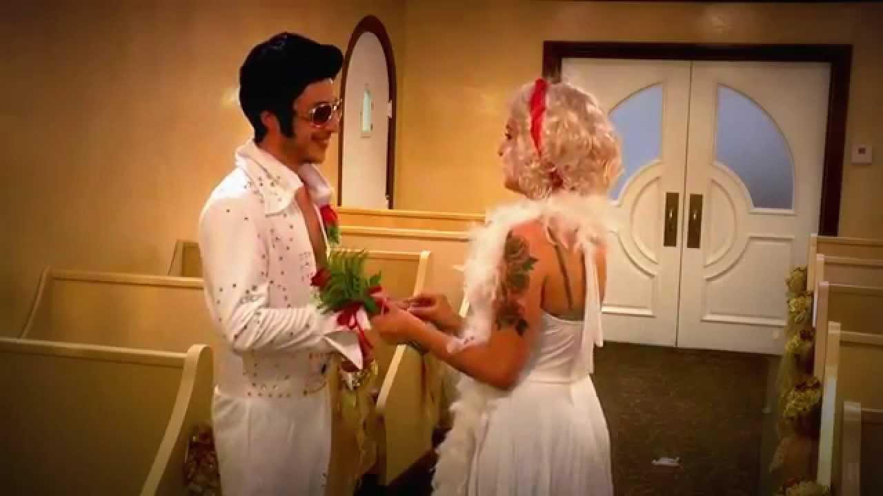 Elvis Wedding In Vegas   Macha And Andrea Wedding In Las Vegas 13 06 2015 Elvis And Marilyn