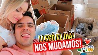 NOS MUDAMOS!!!🏡 + ESTO PASÓ DESPUÉS DE LA SORPRESA DEL OSO!  | 07 Jul 2018