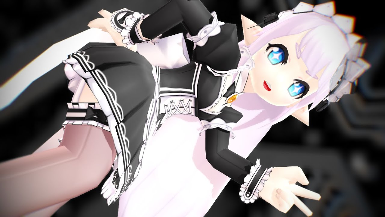 Mmd if girls less than 0 points in paper gangs punishment 24 3