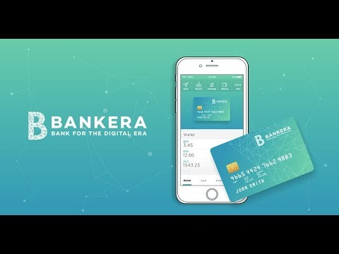 Bankera (BNK) ICO Review - Regulated Bank For The Blockchain Era