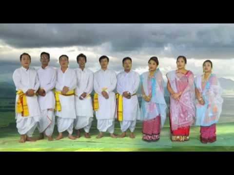 """Imaagidamak """"Manipur Patriotic Song"""" - IMAAGIDAMAK Track 1"""