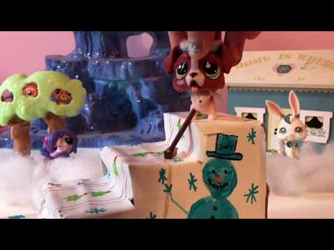 Kidz Bop - Frosty The Snowman - Music Video homemade items well some of them