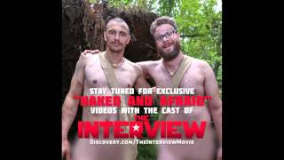 This Week at Sony Pictures - Get Naked And Afraid!