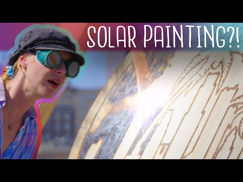 Solar Painting with Sunscribes | Spotlight Studio