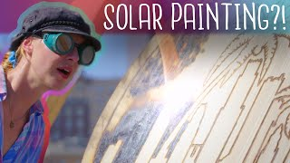 Solar Painting with Sunscribes | Spotlight Studio