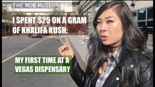 [4.38 MB] I TRIED WIZ KHALIFA'S $25 GRAM OF WEED: MY FIRST TIME AT A VEGAS DISPENSARY