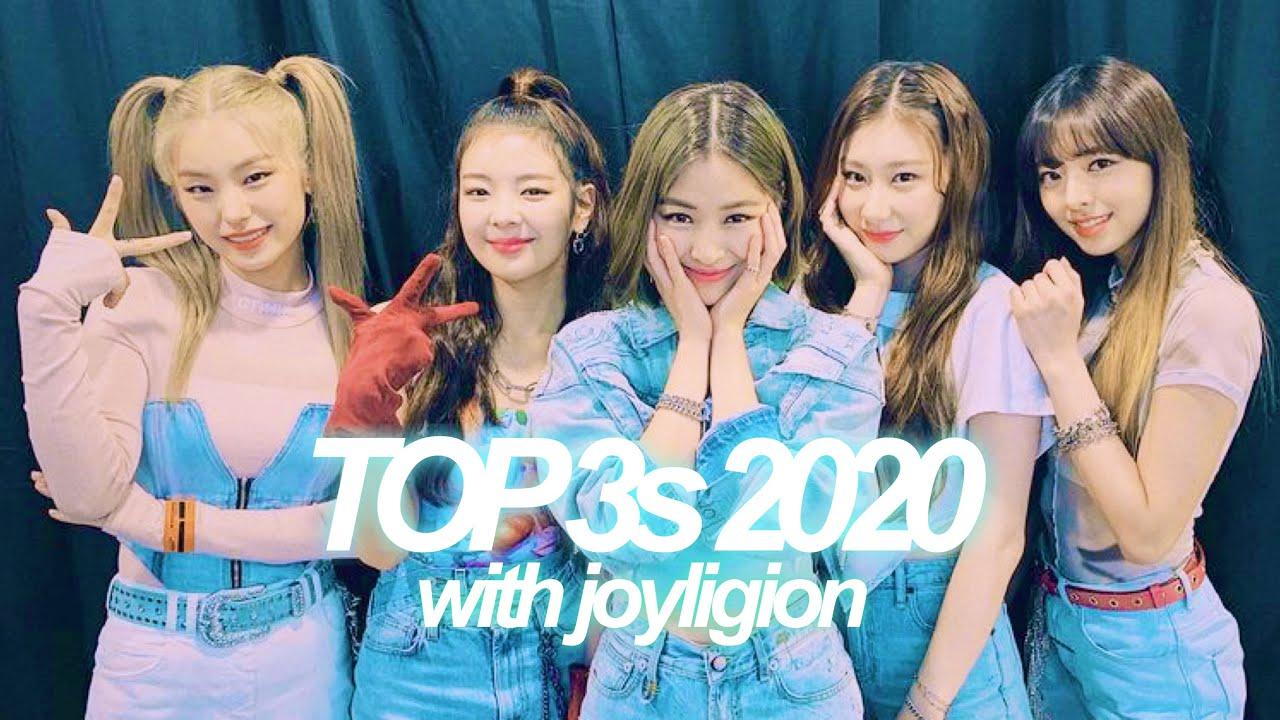 kpop top 3s 2020 (w/ joyligion)
