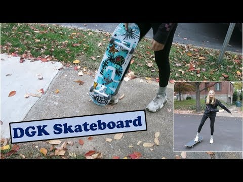 New DGK Skateboard | Bella's 15th Birthday | Build Your Own Skateboard at Zumiez