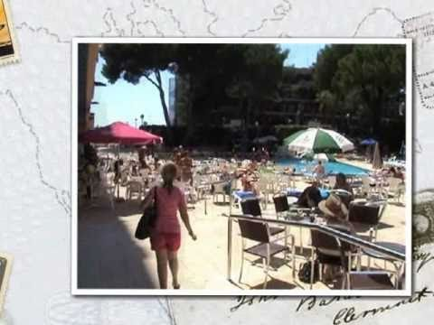Hotel Playa Park, Salou, Costa Dorada, Real Holiday Reports.wmv
