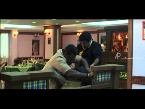 Vamanapuram Bus Route Malayalam Movie | Mohanlal | Beats up Rowdies in Bar
