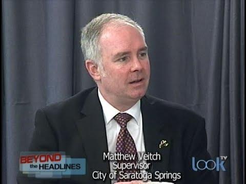 Beyond The Headlines--Matthew Veitch