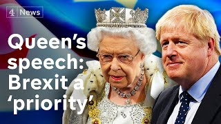 Queen's Speech: programme for government or election manifesto launch?