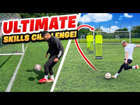 F2 ULTIMATE SKILLS CHALLENGE 🤩💫 Thumbnail