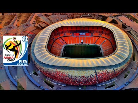 World Cup 2010 South Africa Stadiums
