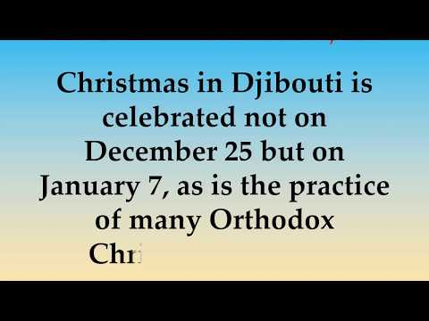 5872 Historical and Cultural facts about Djibouti