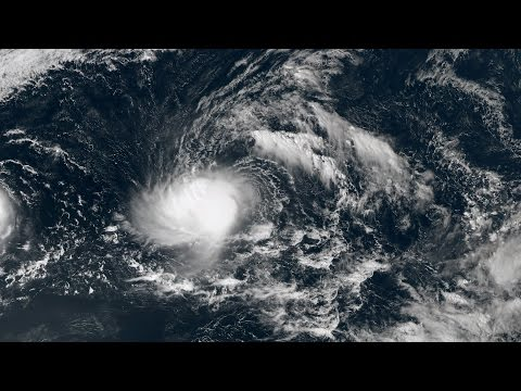 Tropical Storm Champi nearing the Mariana Islands - Update 1 (10/15/15)