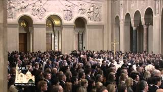 Mass of Christian Burial for US Supreme Court Justice Antonin Scalia