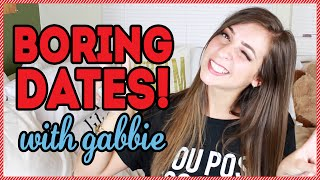 The Gabbie Show How to Escape a Bad Date