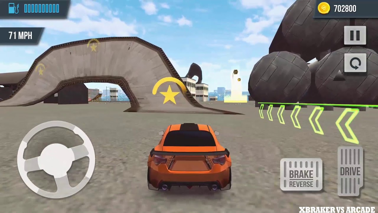Extreme Car Sports - Racing & Driving Simulator 3D | New Car Unlocked # Stunts - Android GamePla