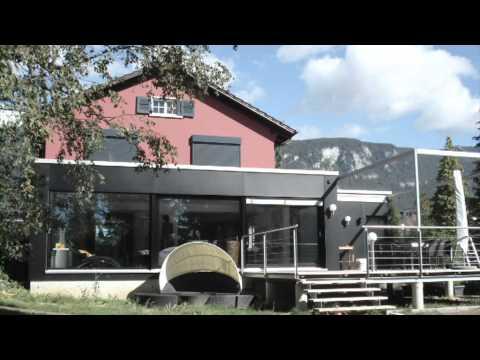 Hausbau Holzhaus