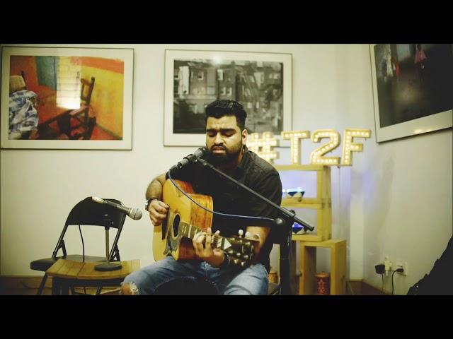 Aitebar (Junaid Jamshed) Live at T2F by Talha Nadeem