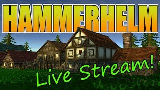 Hammerhelm - Live Stream