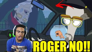 American Dad - Roger NEEDS TO BE STOPPED!!