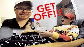 GET OFF MY LEGS!!! thumbnail
