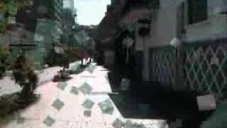松山・道後温泉の商店街から西にのびる「にきたつの道(路)」は小川が...