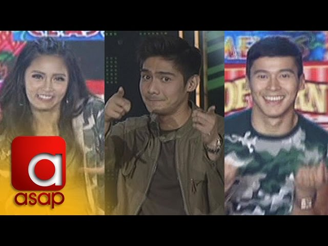 ASAP: Kapamilya stars do the ASAP Mobe Challenge