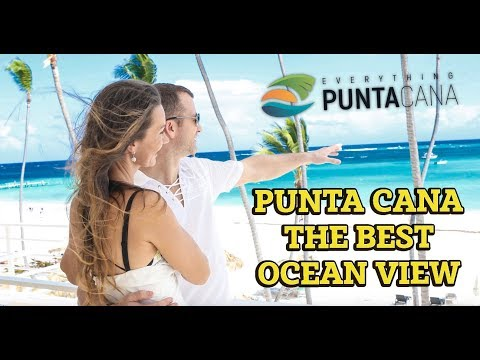 💖 The Best Vacation in Punta Cana -The Best Ocean View Punta Cana - Beach Apartment