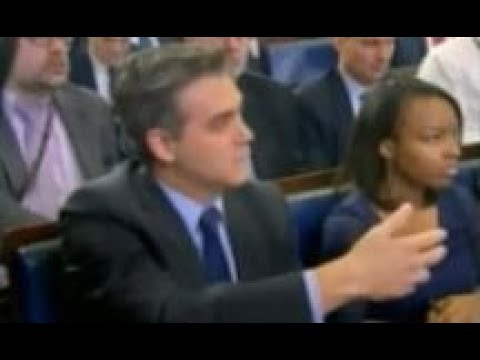 CNN Jim Acosta brings ignorance to a new high asking this question