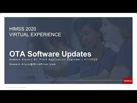 Medical Demo: OTA Secure Software Updates