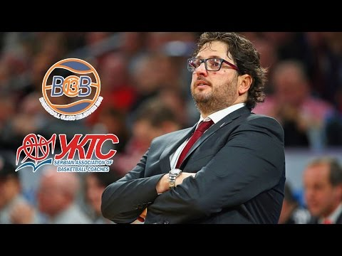 Andrea Trinchieri - Pick and roll spacing