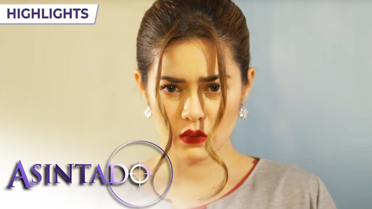 Download Samantha will do anything for Gael | Asintado