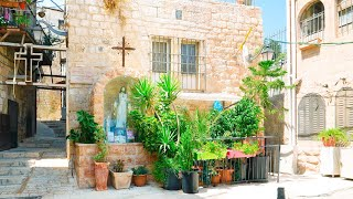 Jerusalem, From the Church of the Holy Sepulcher to the Christian Quarter