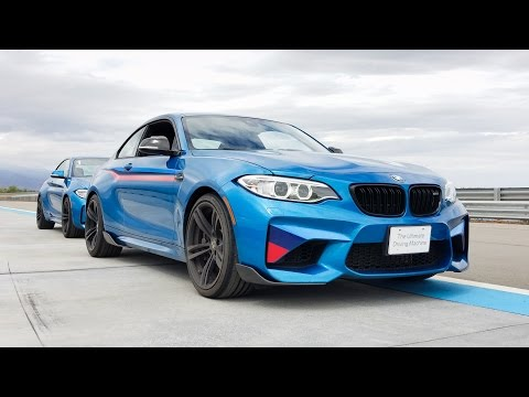 BMW M Performance Driving School - What to Expect
