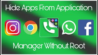 Dialer Vault | Hide apps from application manager without root in hindi/urdu by Os Tips And Tricks screenshot 1