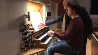 Louis Vierne: Berceuse