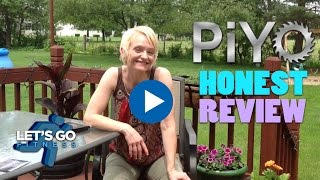 PiYo Workout Honest Review
