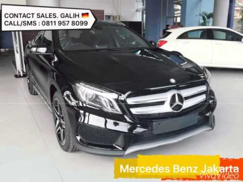 New Mercedes Benz Gla 200 Sport 2016 Indonesia Review