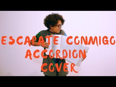 Escápate Conmigo - Wisin ft Ozuna Mulett Acordeón Cover
