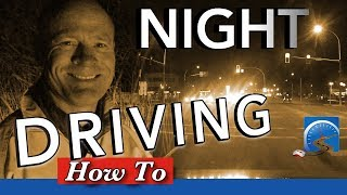 How to Drive at Night | New Driver Smart