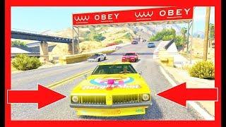 GTA 5 Online FASTEST Supercar RACING Compilation 2
