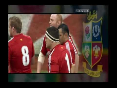 Gerald Davies reflects on the 2009 Lions Tour to SA